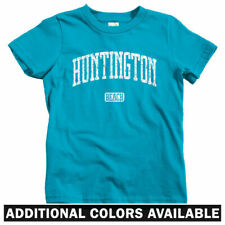 Huntington Beach California Kids T-shirt - Baby Toddler Youth Tee - Gift Surfing