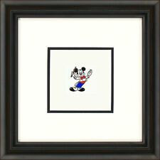 Mickey Mouse The Conductor L Framed Etching LE 500 Sm Paper Signed NEW Disney