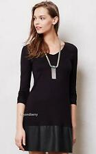 NEW Anthropologie Velvet Backbeat Dress  Size XS & M