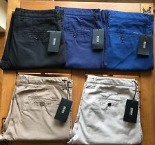 HUGO BOSS CRIGAN3-D Chinos Trousers 2016 SS 50309156 SALE 139.95€ NEW