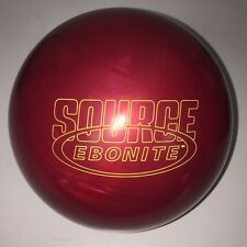 NEW IN BOX! 15# Ebonite Source RED! NIB! INTERNATIONAL RELEASE! FREE SHIPPING!
