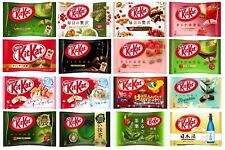 Kit Kat Japan Chocolate Green Tea Maccha Raspberry Pumpkin free shipping nestle