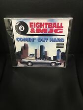 """EIGHTBALL & MJG """"COMIN OUT HARD"""" CD NEW RARE 1993 Sealed"""