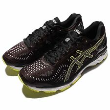 Asics Gel-Kayano 23 Lite-Show Red Yellow Mens Running Shoes Sneakers T6A1N-2590