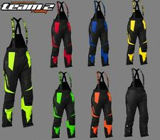 Castle X Racing Fuel G6 Snowmobile Pant 2017 Winter Snow Pants Bib Free Shipping