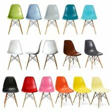 Premium Eames inspired dowel Retro DSW  Dining  Chair