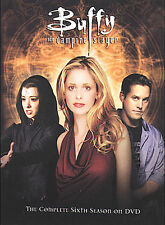 Buffy the Vampire Slayer - The Complete Sixth Season by Sarah Michelle Gellar,25