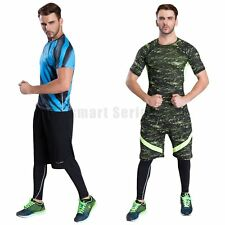 Men's Casual Running Shorts Dance Sports Training Short Pants Plus Size Trousers