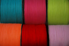 7MM WIDE RAFFIA PAPER TYING RIBBON