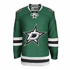 Dallas Stars Reebok EDGE Authentic Home NHL Hockey Jersey (Made in Canada)
