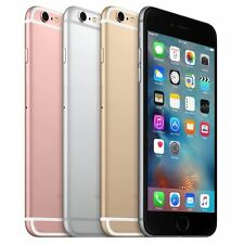 "Apple iPhone 6S 64GB 4G LTE 100% ""FACTORY UNLOCKED"" Smartphone Perfect Condition"