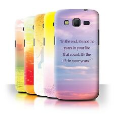 STUFF4 Phone Case/Back Cover for Samsung Galaxy Win Pro/G3812 /Vivid Ombre