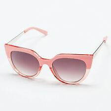 New Mink Pink Splice Girl Sunglasses in Pink | SunglassesWomens Sunglasses
