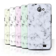 STUFF4 Back Case/Cover for Samsung Galaxy R/I9103/Marble Rock Granite Effect