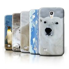STUFF4 Phone Case/Cover for Samsung Galaxy Core Lite 4G/G3588V /Arctic Animals