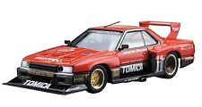 Aoshima 1/24 The Model Car No.11 NISSAN KDR30 Skyline Super Silouette '82. Deliv
