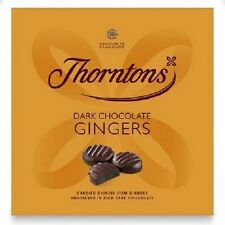 Thorntons Chocolates Boxes-Turkish Delight,Gingers,Marzipan,Brazil Nuts & Coffee