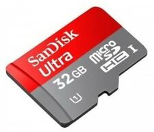 Professional Ultra SanDisk 32GB MicroSDHC Card for HTC One X+ Smartphone is cust