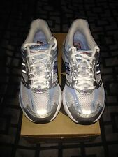 New Balance Womens Running Shoes WR768ST Stability Silver / Blue