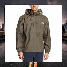 THE NORTH FACE RESOLVE JACKET HYVENT OUTDOOR RIPSTOP HOODED TREK COAT A0CC9ZG