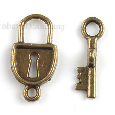 Charms Wholesale Vintage Bronze Alloy Toggle Clasp Jewelry Findings Fit Carfts D