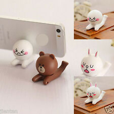 Universal Cell Phone Colorful Cartoon Doll iPhone Cellphone Desk Stand Holder