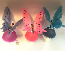 Lovely Fiber Optic Butterfly Color Changing LED Nightlight Lamp Light Home Decor