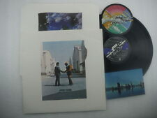 Pink Floyd,Wish You Were Here,Original first pressing,Harvest record label,LP