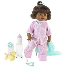 Fisher-Price Little Mommy Walk & Giggle Doll - African American. Brand New