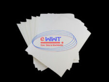 FREE SHIP 10x for Glass Cup Plate White Inkjet Waterslide Decal A4 Paper VJOT552