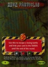 Doctor Who Annihilator Dr Who Battles in Time 363 Huon Particles Rare Card. Ship