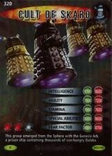 Doctor Who Annihilator Dr Who Battles in Time 320 Cult Of Skaro Rare Card. Brand