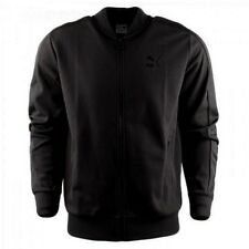 Mens Puma T7 Bomber Jacket Black 571933-01