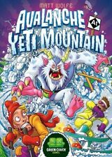 Avalanche at Yeti Mountain. Shipping Included