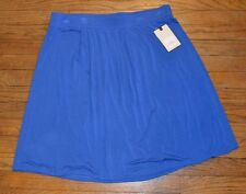 Dana Buchman Blue Notioin Knit Skirt MSRP $36.00 Brand New With Tags