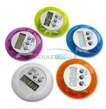 LCD Digital Kitchen Cooking Timer Count Down Up Alarm Clock Loud Magnetic MF