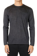 RE-EDITION Man Cashmere & Silk Crew Neck Sweater Made in Italy