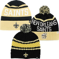 New Orleans Saints Adult Beanie Knit Caps