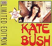 Kate Bush - Interview Picture Disc by  (CD) 1996, Baktabak (UK) NEW