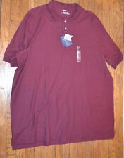 Croft & Barrow Big & Tall Signature Easy Care Pique Polo Shirt Size 3XLT