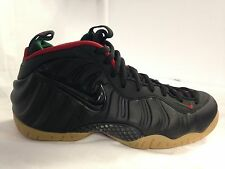 Mens Nike Air Foamposite  Pro G 624041 004 Black/Gorge/Green Size: UK 9