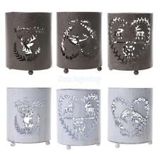 Wedding Decor Light Round Hanging Stand Tealight Candle Holder Candlestick