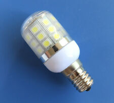 1x/10x E17 C9 LED bulb 30-5050SMD 110V/220V White/Warm Light Lamp With cover #ST
