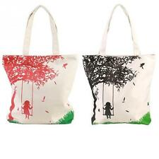 Retro Planet Canvas  Zipper Handbag Tote Bag Fashion Shoulder Bags Shop