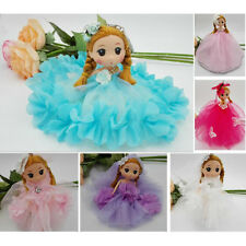 18cm Korea Ddung Doll Fashion for Every Girl Bag Pendant Wedding Party Kids Gift
