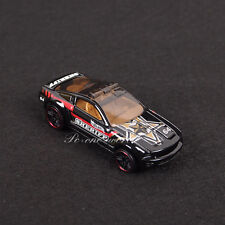 HOT WHEELS CITY series Toy Car #49 FORD MUSTANG GT CONCEPT 1:64 black