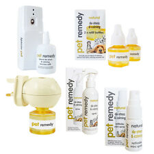 Pet Remedy Natural Calming Spray for Pets 15ml - 250ml. Cats Dogs Rabbits Horses