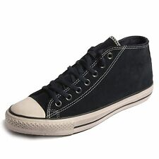 B0343 sneaker uomo CONVERSE ALL STAR scarpa blu shoes men