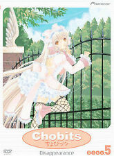 Chobits - Vol. 5: Disappearance (DVD, 2003)