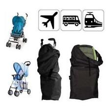 Gate Check Travel Baby Umbrella/Pram Stroller Drawstring Storage Bags Organizer